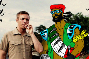 Diplo-con-guerrero-Major-Lazer